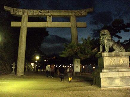 厳島神社S