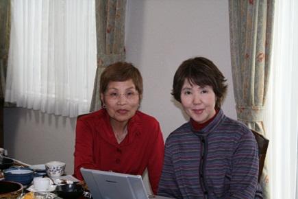 京子・勝俣さんOct2008