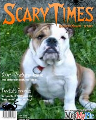 Scary times magazine 2