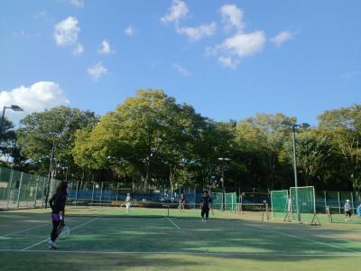 110918テニス合宿1