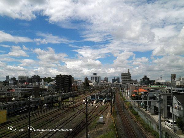 風景&雲♪