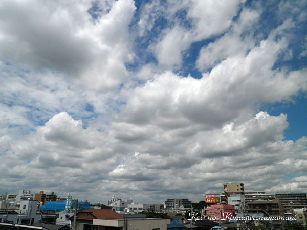景色&雲♪