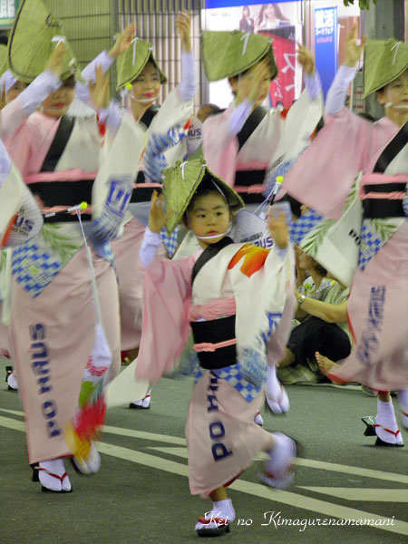 女踊り・将来有望♪