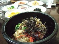石焼ビビンバ韓国