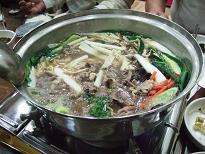 牛すき韓国