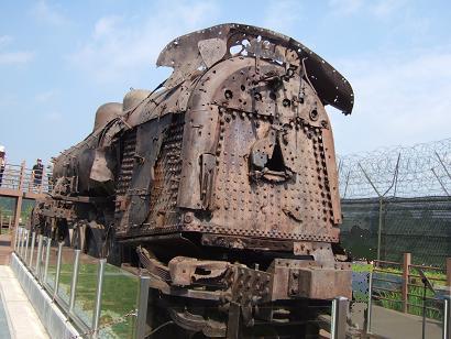 蒸気機関車韓国