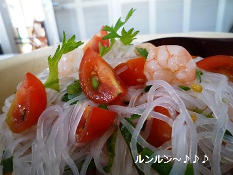 いっちゃんの春雨サラダ