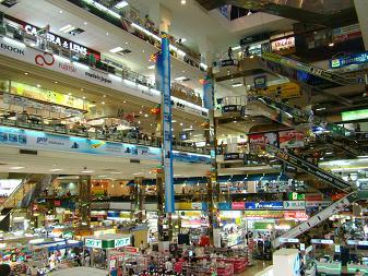 バンコク・電気街