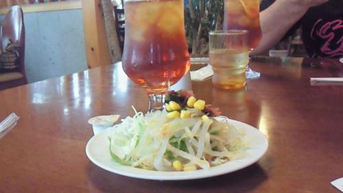 サラダ&ドリンク