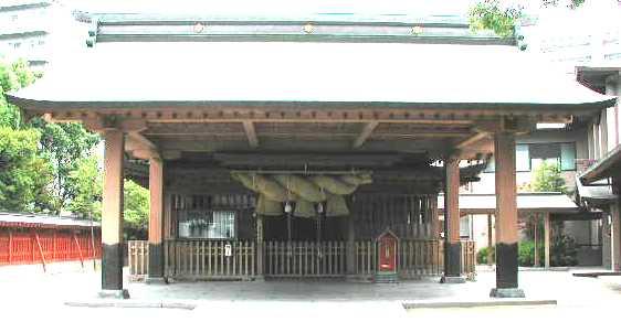 福岡「十日恵比須神社」