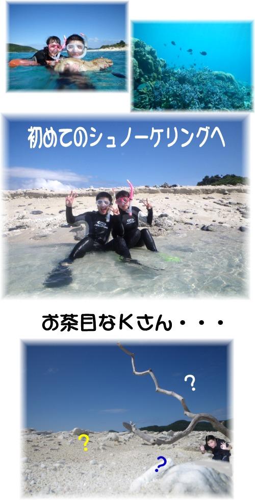 そして海へ