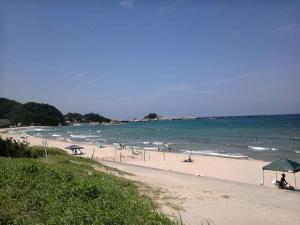浦富海岸2011