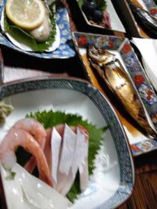 竹中屋 晩御飯01