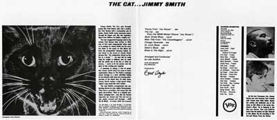 jimmy smith - the cat spread