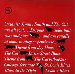 jimmy smith - the cat back