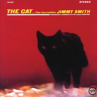 jimmy smith - the cat front