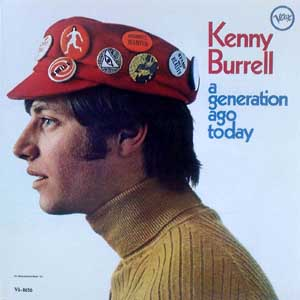 00kenny burrell a generation ago front