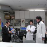 稲葉先生 表彰式