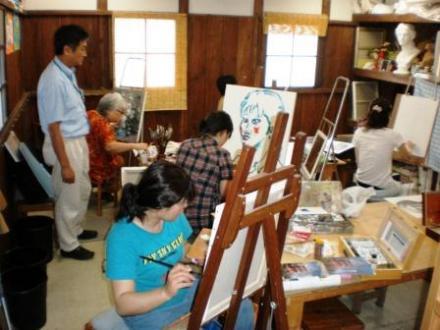 丸亀アート倶楽部絵画教室