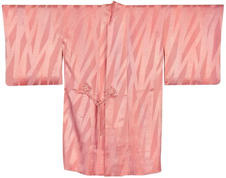 桜色コート