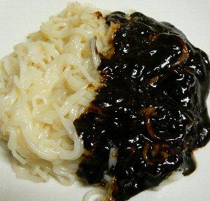 チャジャン麺①