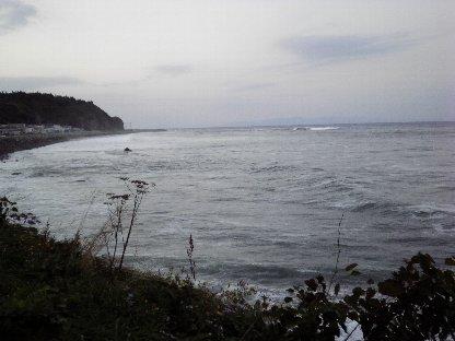 噴火湾2010.9.26①