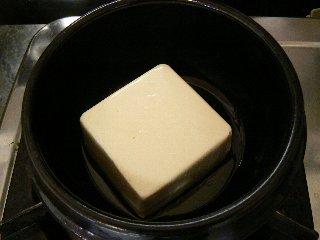 あん豆腐①