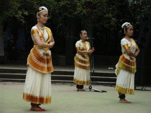 アジアの祭