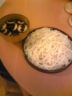 夕飯20091007