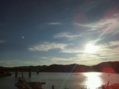 さよなら高滝湖~~