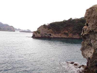 南伊豆子浦・・とてもきれいな海岸。