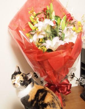 綺麗な花束~