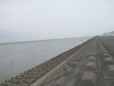 木曽川下流域