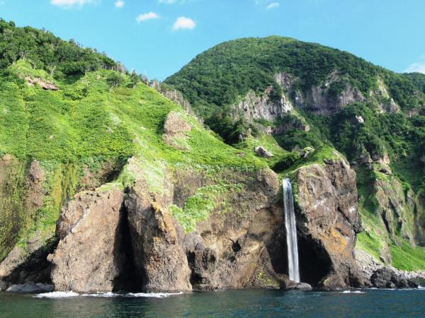 カシュニの滝
