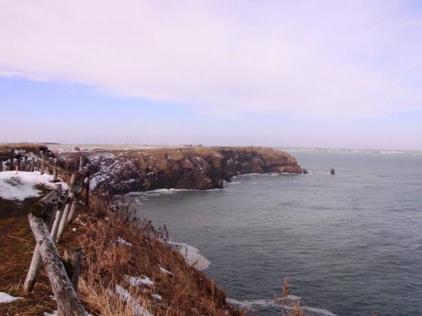 霧多布岬1