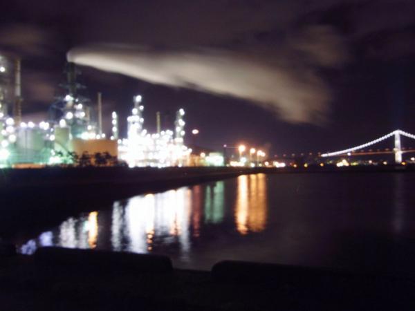 室蘭工場夜景5
