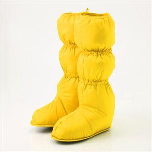 履く羽毛黄色