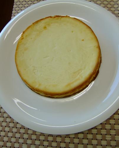 「超」贅沢なチーズケーキ/セコムの食