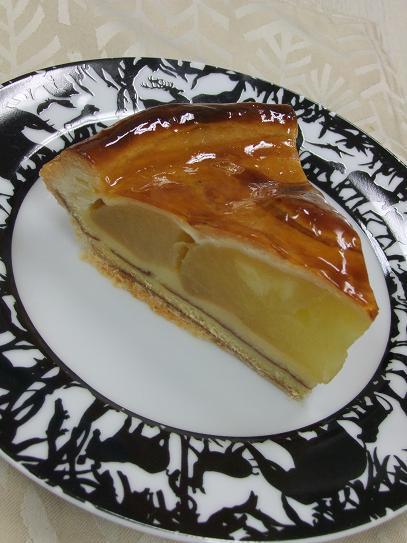 dinos 「ジョリカドー」の手作りアップルパイ