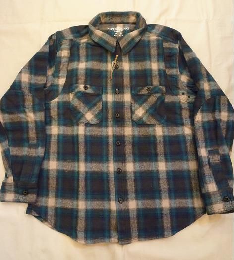 ネルシャツ 002