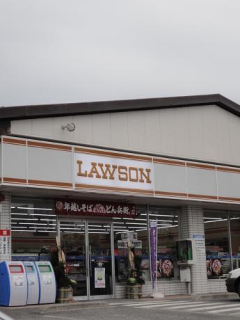 桜島ローソン!