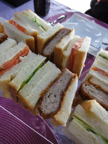 サンドウィッチだよ!
