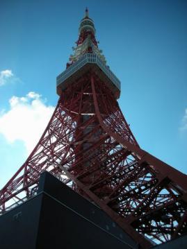ブログネタ 東京タワー&増上寺 006