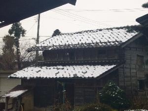 2009年 初雪