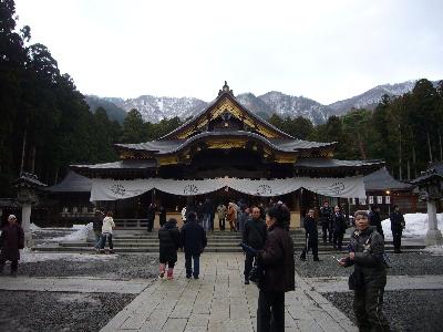 2010年弥彦神社