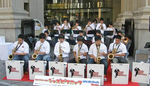 元町イーストジャズピクニック2009-2