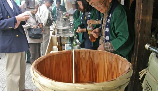 神戸酒心館 初しぼり2009秋-2