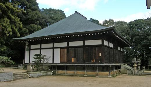 神戸の文化財めぐり2009・性海寺-5