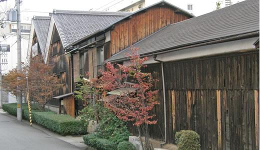 神戸の文化財めぐり2009・泉勇之介商店-1