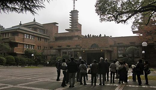 甲子園会館(旧甲子園ホテル)公開(2)-1